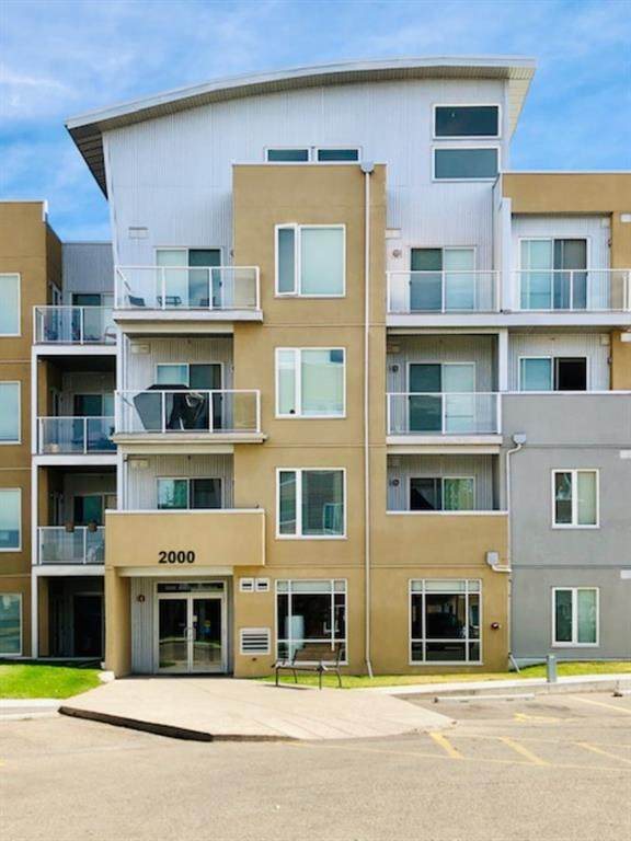 604 East Lake Boulevard NE #2305, Airdrie, AB T4A 0G6 (#A1029178) :: Canmore & Banff