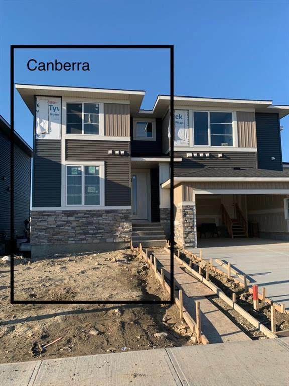 360 Lawthorn Way SE, Airdrie, AB T4A 3M7 (#A1129941) :: Calgary Homefinders