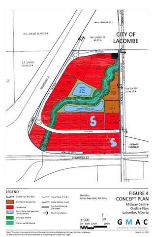 6500 76 Street, Lacombe, AB T4L 1W9 (#C4102330) :: The Cliff Stevenson Group