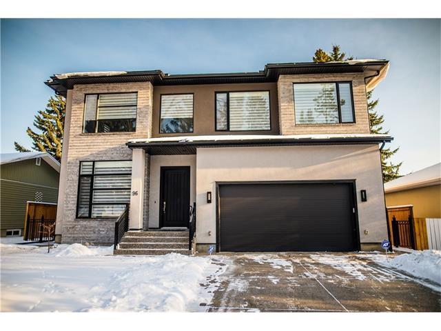 96 Chelsea Street NW, Calgary, AB T2K 1N9 (#C4112385) :: The Cliff Stevenson Group