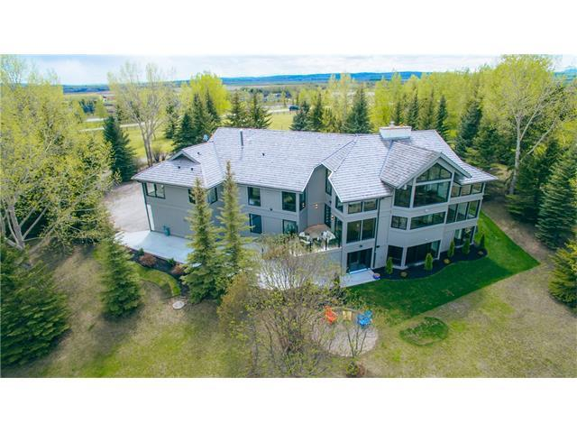 82 Elbow River Road, Rural Rocky View County, AB T3Z 2V2 (#C4117053) :: Tonkinson Real Estate Team