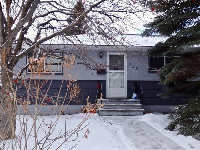 343 Hendon Drive NW, Calgary, AB T2K 1Z6 (#C4142657) :: Redline Real Estate Group Inc