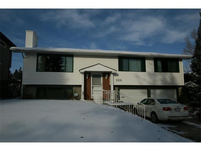 3332 Underhill Drive NW, Calgary, AB T2N 4E7 (#C4144968) :: The Cliff Stevenson Group