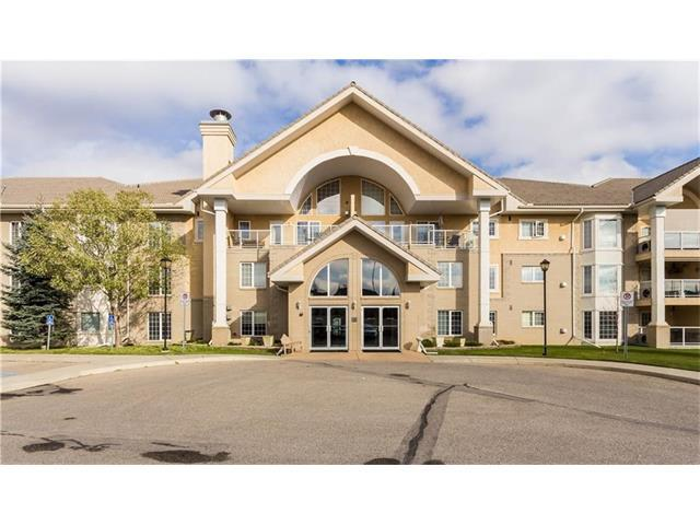 728 Country Hills Road NW #119, Calgary, AB T3K 5K8 (#C4145461) :: Redline Real Estate Group Inc