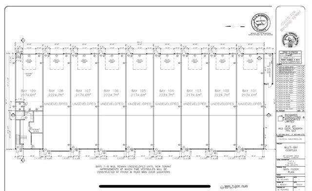 93 Gateway Drive NE #101, Airdrie, AB T4B 0J6 (#C4146722) :: Canmore & Banff