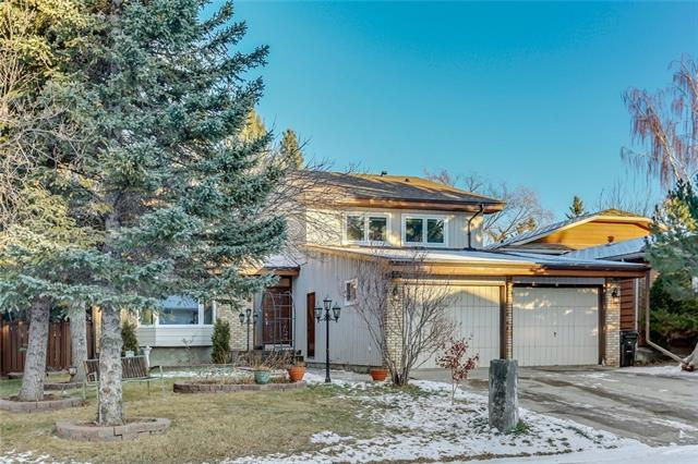 108 Deermont Road SE, Calgary, AB T2J 5T7 (#C4149556) :: Canmore & Banff