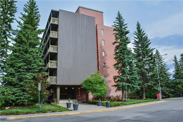 3316 Rideau Place SW #504, Calgary, AB T2S 1Z4 (#C4162199) :: The Cliff Stevenson Group