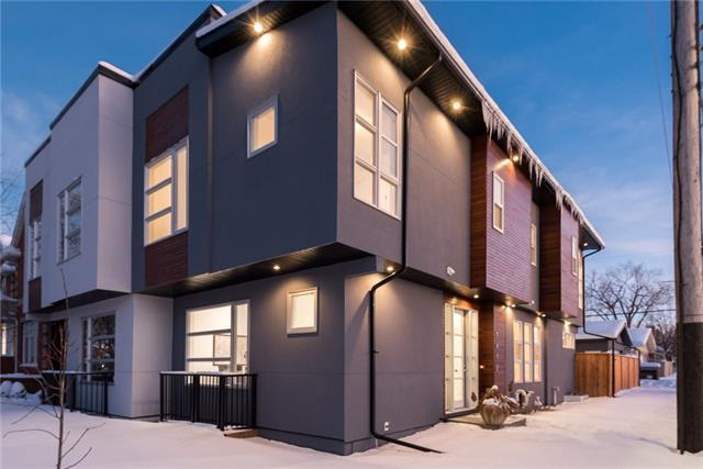 1412 4 Street NE, Calgary, AB T2E 1T7 (#C4162897) :: The Cliff Stevenson Group