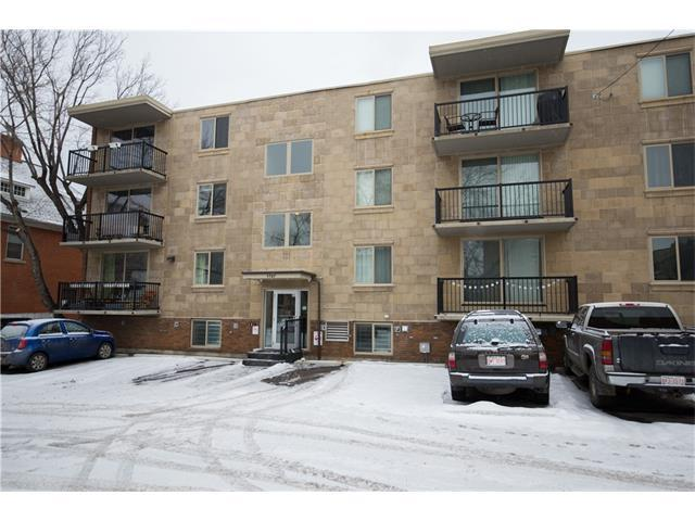 1727 10A Street SW #104, Calgary, AB T2T 3J9 (#C4163936) :: Canmore & Banff