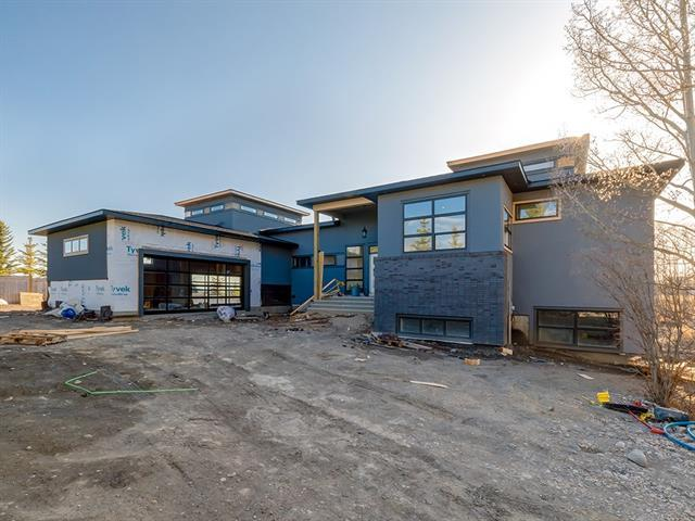 45 Bearspaw Summit Place, Rural Rocky View County, AB T3R 1B5 (#C4164340) :: Redline Real Estate Group Inc