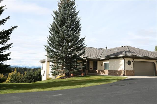 38 Sunset Way, Priddis Greens, AB T0L 1W3 (#C4165235) :: Redline Real Estate Group Inc