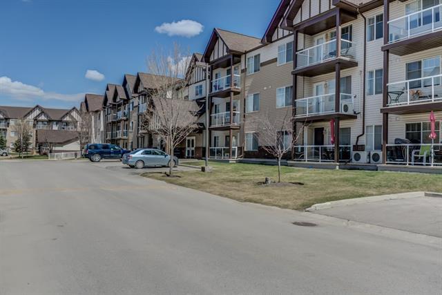 200 Community Way #1307, Okotoks, AB T1S 2L2 (#C4166350) :: Redline Real Estate Group Inc