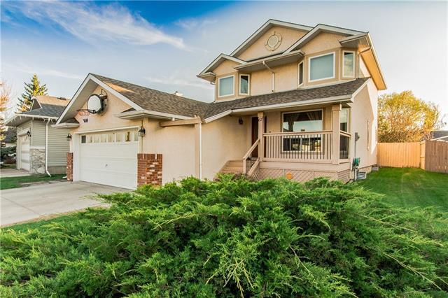 67 Cimarron Way, Okotoks, AB T1S 1R7 (#C4166727) :: Redline Real Estate Group Inc