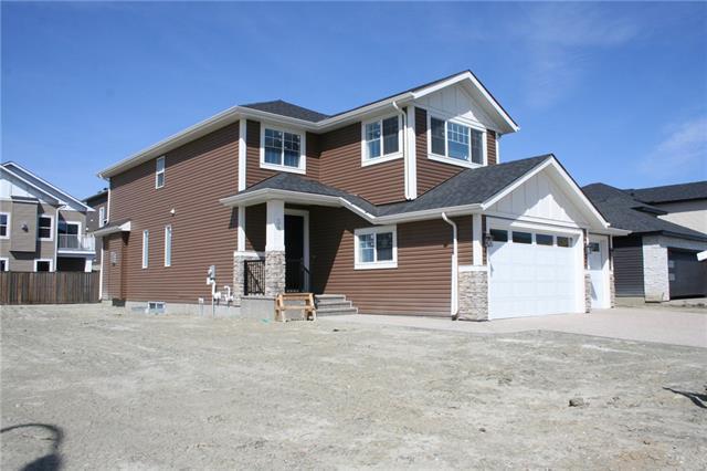 34 Lakes Estates Circle, Strathmore, AB T1P 0B6 (#C4170269) :: Calgary Homefinders