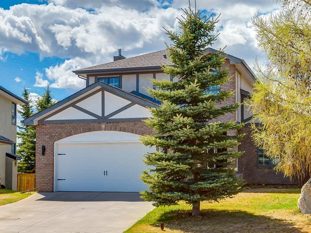 7003 Christie Briar Manor SW, Calgary, AB T3H 2R3 (#C4170297) :: Redline Real Estate Group Inc