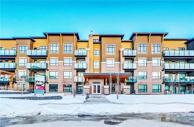 145 Burma Star Road SW #408, Calgary, AB T3E 7Y4 (#C4170461) :: Canmore & Banff