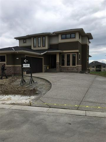 22 Whispering Springs Way, Heritage Pointe, AB T0L 0W0 (#C4171791) :: The Cliff Stevenson Group