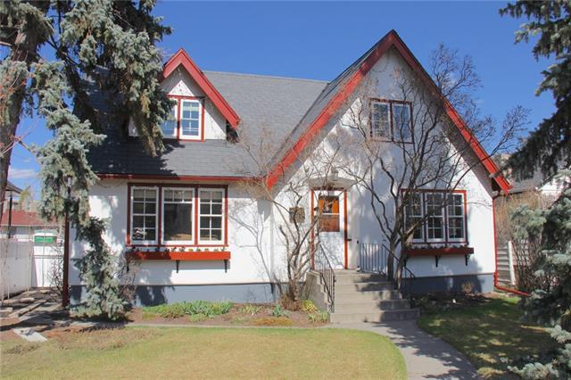 336 Sharon Avenue SW, Calgary, AB T3C 2G7 (#C4174106) :: Redline Real Estate Group Inc