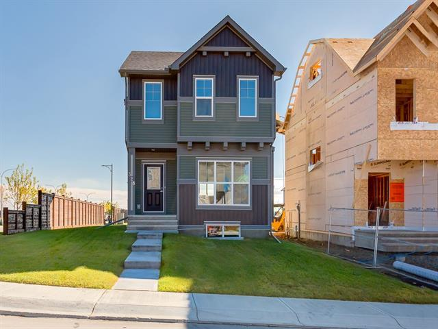 328 Chinook Gate Close SW, Airdrie, AB X0X 0X0 (#C4175554) :: Redline Real Estate Group Inc