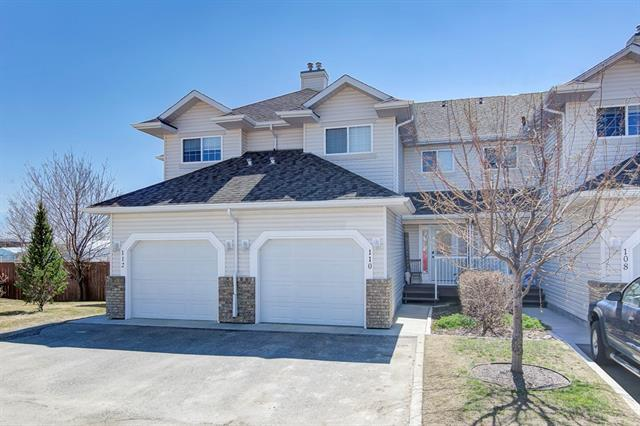 26 Westlake Glen #110, Strathmore, AB T1P 1X5 (#C4176484) :: Redline Real Estate Group Inc