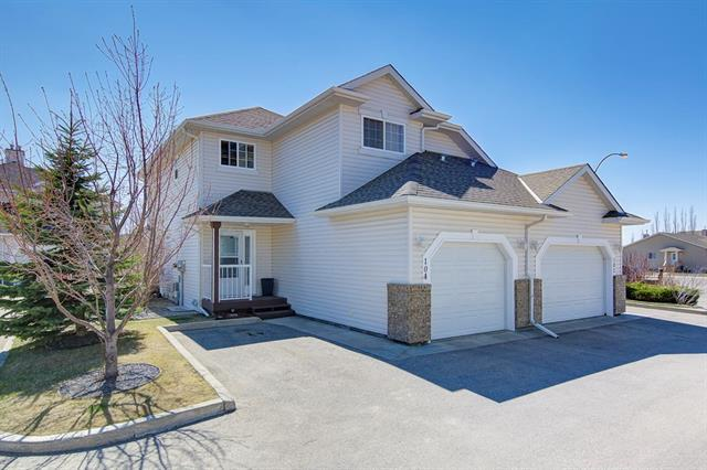 26 Westlake Glen #104, Strathmore, AB T1P 1X5 (#C4176492) :: Redline Real Estate Group Inc