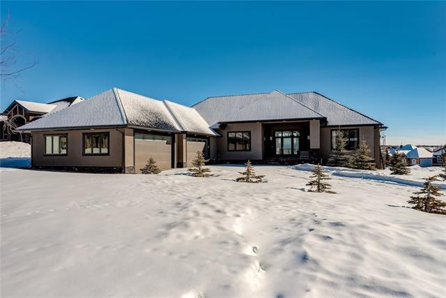 466 Rodeo Ridge, Rural Rocky View County, AB T3Z 3G2 (#C4176919) :: The Cliff Stevenson Group