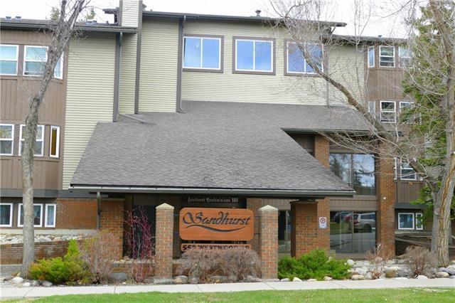 550 Westwood Drive SW #323, Calgary, AB T3C 3T9 (#C4176925) :: The Cliff Stevenson Group
