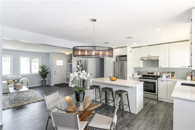 7203 Fleetwood Drive SE, Calgary, AB T2H 0X2 (#C4177149) :: Redline Real Estate Group Inc
