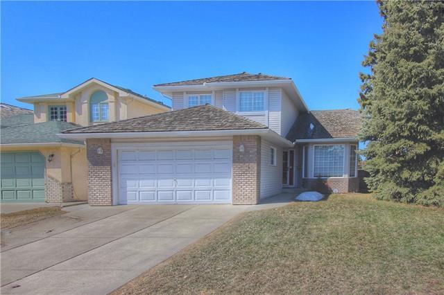 181 Woodpark Court SW, Calgary, AB T2W 6E5 (#C4177462) :: Redline Real Estate Group Inc