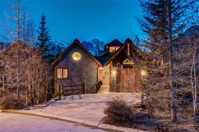 105 Stonecreek Place, Canmore, AB T1W 3A4 (#C4177815) :: The Cliff Stevenson Group