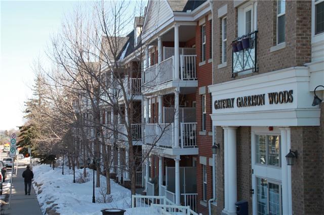 2233 34 Avenue SW #138, Calgary, AB T2T 6N2 (#C4177949) :: Redline Real Estate Group Inc