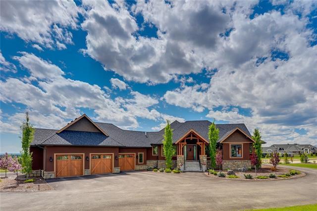16 Morgans Ridge, Rural Rocky View County, AB T3Z 0A5 (#C4178348) :: The Cliff Stevenson Group