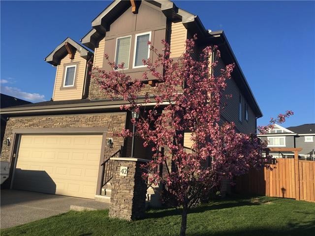 42 Cimarron Springs Road, Okotoks, AB T1S 0J3 (#C4182348) :: Redline Real Estate Group Inc