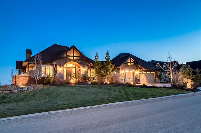 208 October Gold Way, Rural Rocky View County, AB T3E 0A3 (#C4182385) :: Redline Real Estate Group Inc