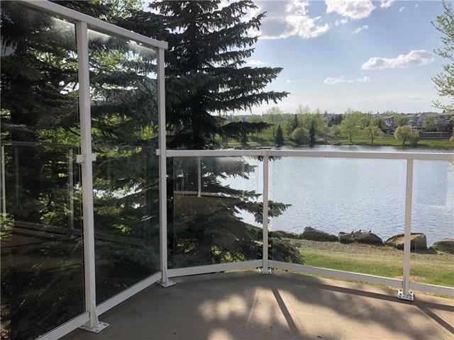 17 Harvest Lake Villa(S) NE, Calgary, AB T3K 4K5 (#C4183413) :: The Cliff Stevenson Group