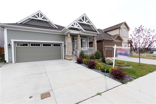 257 Shoreline Vista, Chestermere, AB T1X 0T4 (#C4183695) :: Calgary Homefinders