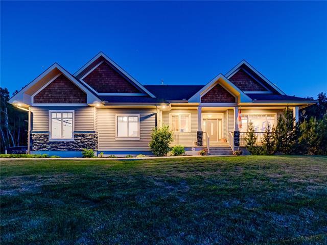 242061 6 Street W, Rural Foothills M.D., AB T1S 5C9 (#C4187642) :: The Cliff Stevenson Group