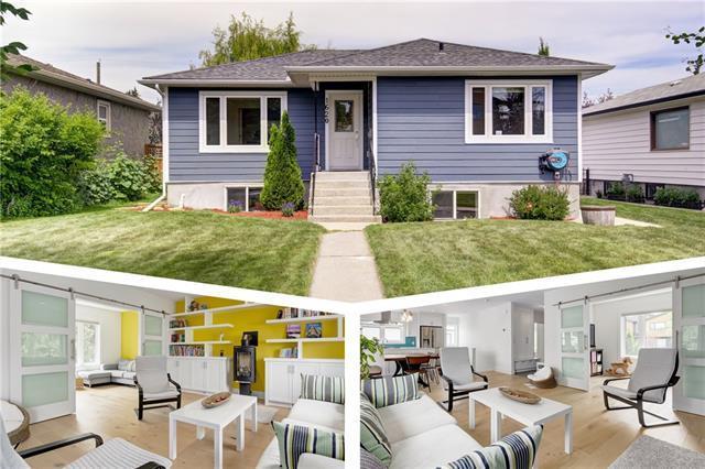 1620 22 Avenue NW, Calgary, AB T2M 1R3 (#C4195313) :: Calgary Homefinders
