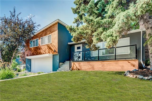 75 Chelsea Street NW, Calgary, AB T2K 1P1 (#C4196330) :: Canmore & Banff