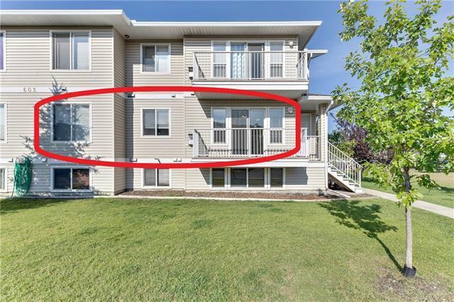 605 19 Street SE #201, High River, AB T1V 1M4 (#C4201058) :: Redline Real Estate Group Inc