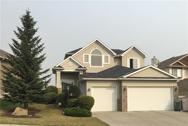 80 Sheep River Heights, Okotoks, AB T1S 1X2 (#C4202585) :: The Cliff Stevenson Group