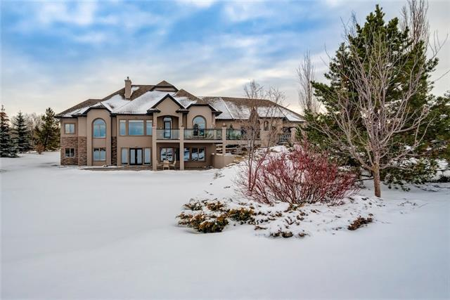 31161 Woodland Way, Rural Rocky View County, AB T3R 1G8 (#C4202819) :: Redline Real Estate Group Inc