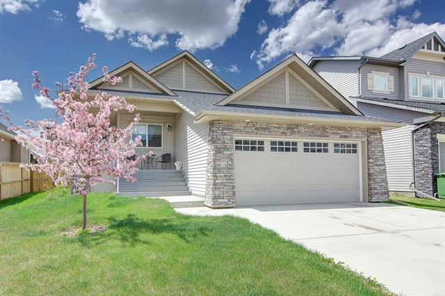 77 Rainbow Falls Boulevard, Chestermere, AB T1X 1S8 (#C4202846) :: Canmore & Banff