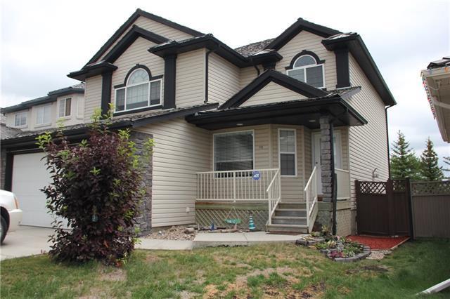 152 Crystalridge Drive, Okotoks, AB T1S 1W3 (#C4204940) :: Tonkinson Real Estate Team