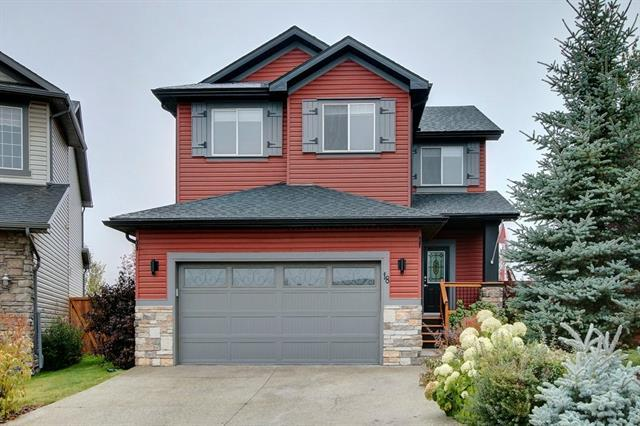 18 Hidden Creek Manor NW, Calgary, AB T3A 6L7 (#C4206282) :: Redline Real Estate Group Inc
