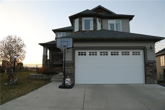 111 Sheep River Crest, Okotoks, AB T1S 2B6 (#C4210090) :: The Cliff Stevenson Group
