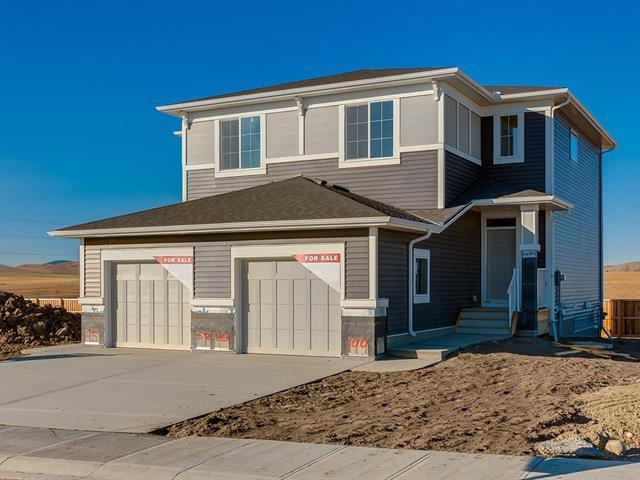 199 Heritage Heights, Cochrane, AB T4C 2R5 (#C4210255) :: The Cliff Stevenson Group