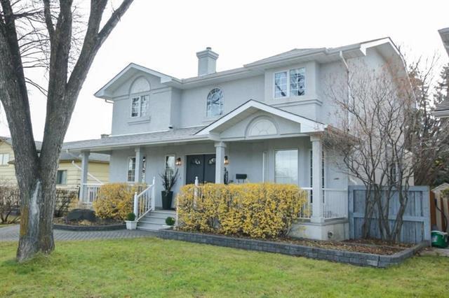 525 55 Avenue SW, Calgary, AB T2V 0E9 (#C4210460) :: Tonkinson Real Estate Team