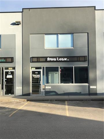 2730 3 Avenue NE #116, Calgary, AB T2A 2L5 (#C4213920) :: Redline Real Estate Group Inc