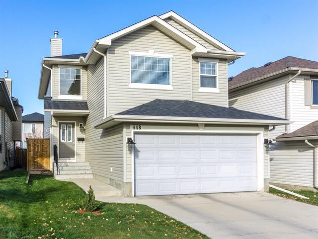 448 Bridlewood Avenue SW, Calgary, AB T2Y 4H4 (#C4214282) :: Tonkinson Real Estate Team